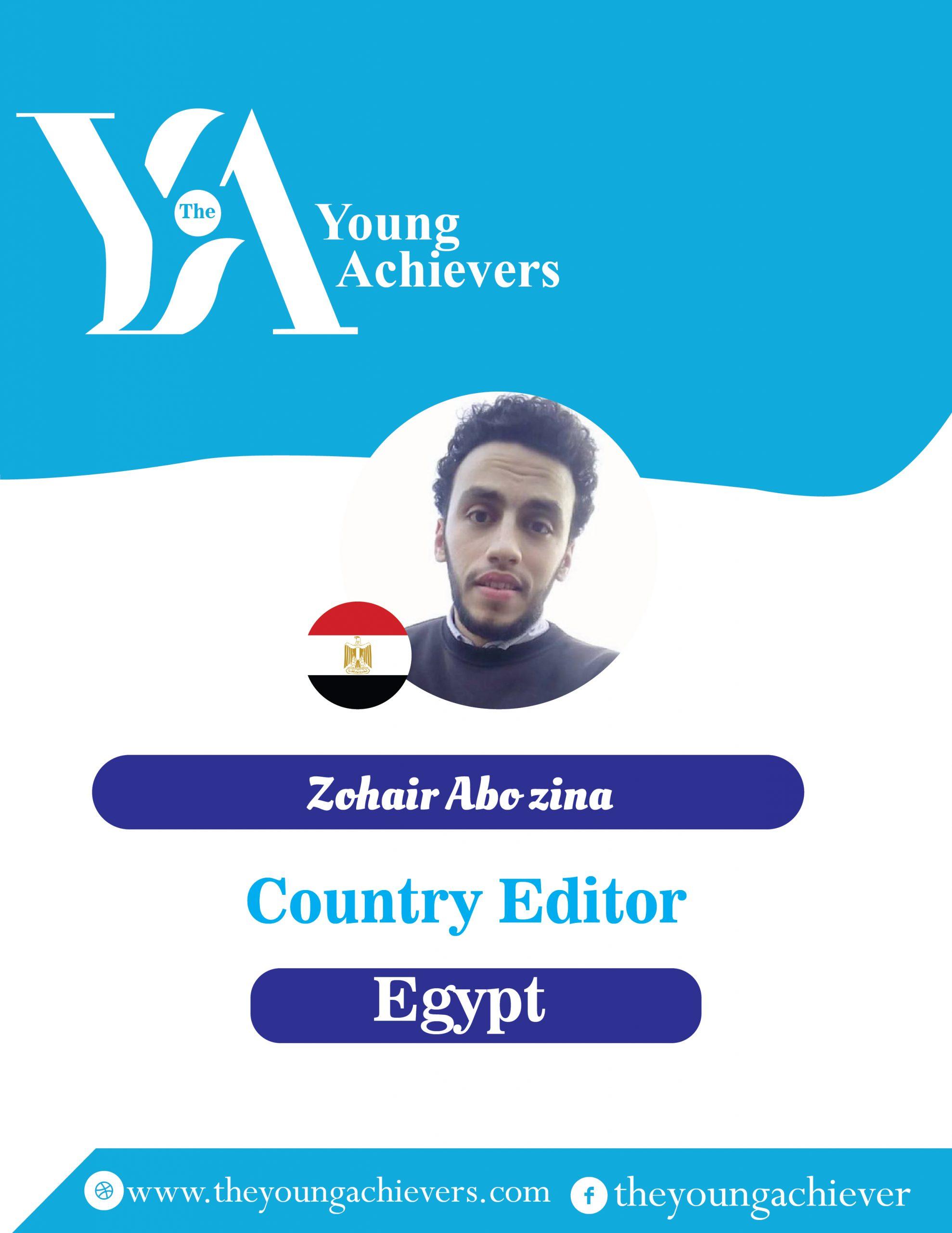 Zohair Abo zina