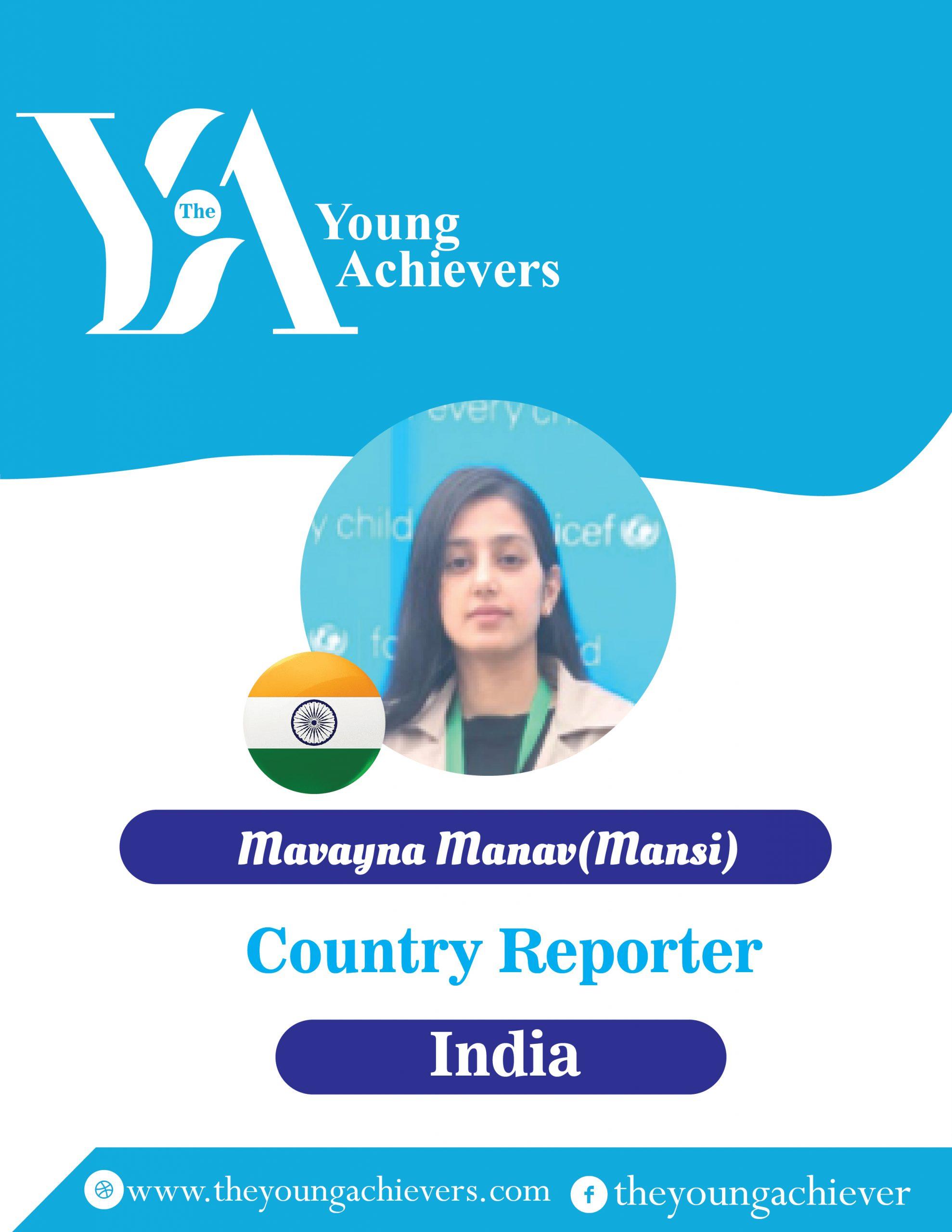 Mavayna Manav(Mansi)