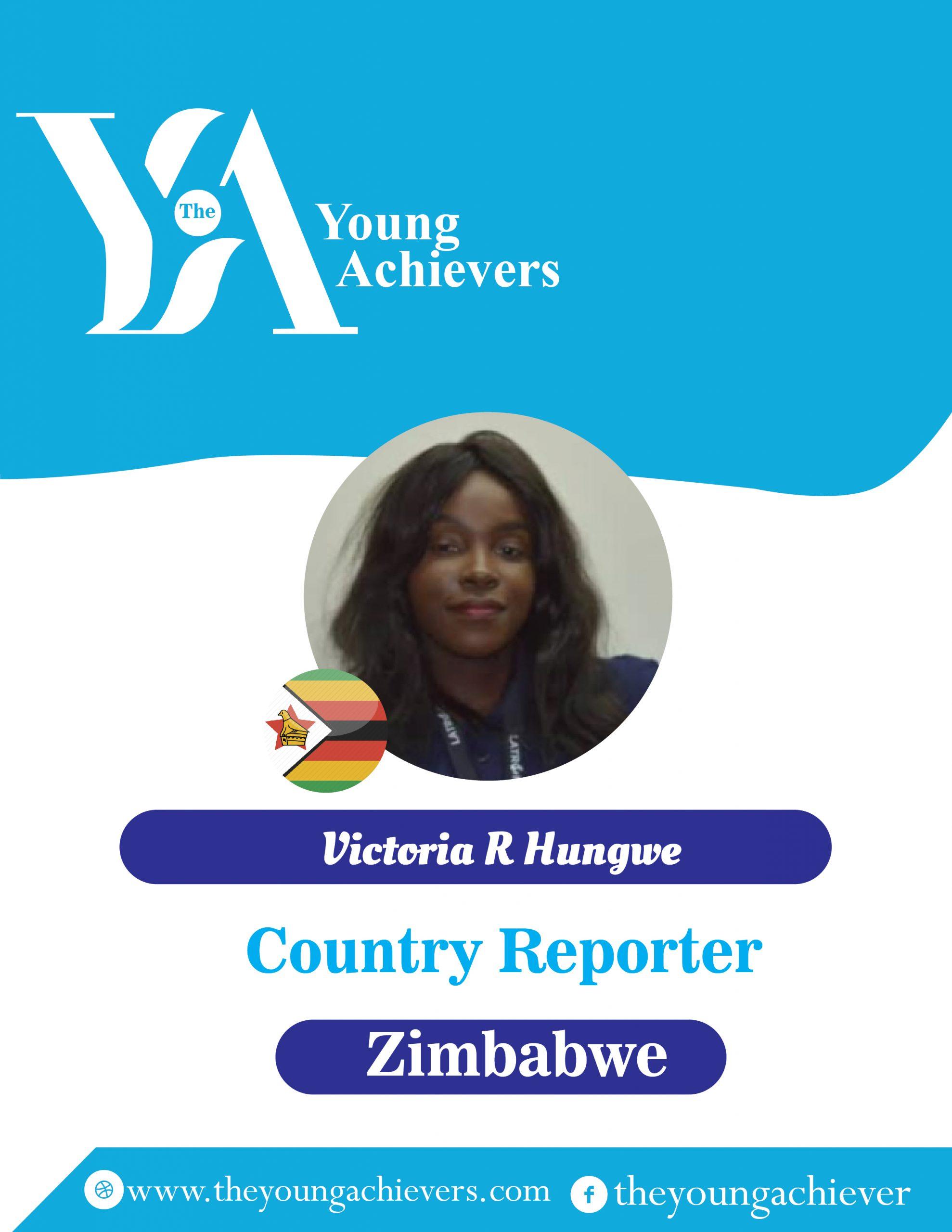 Victoria R Hungwe