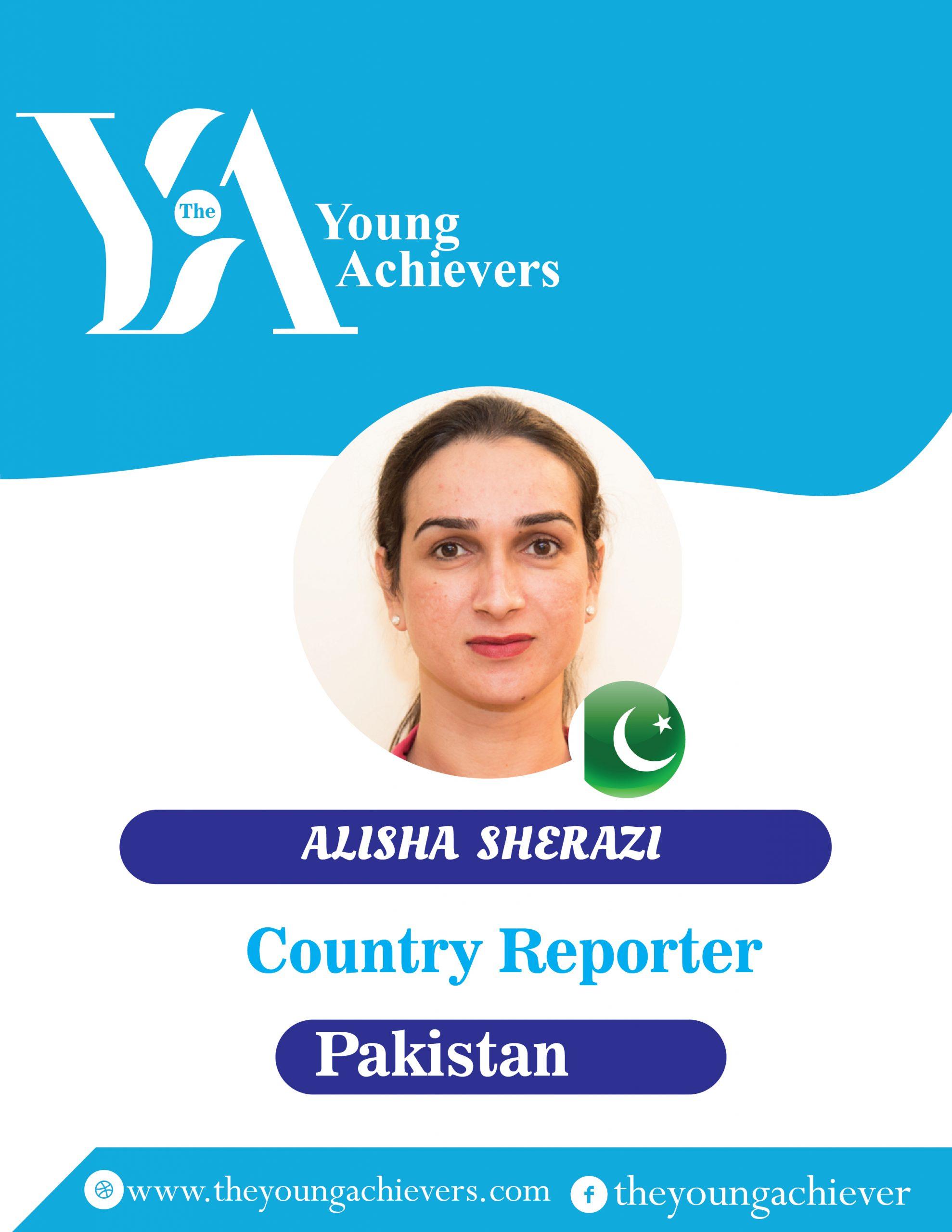 Alisha Sherazi