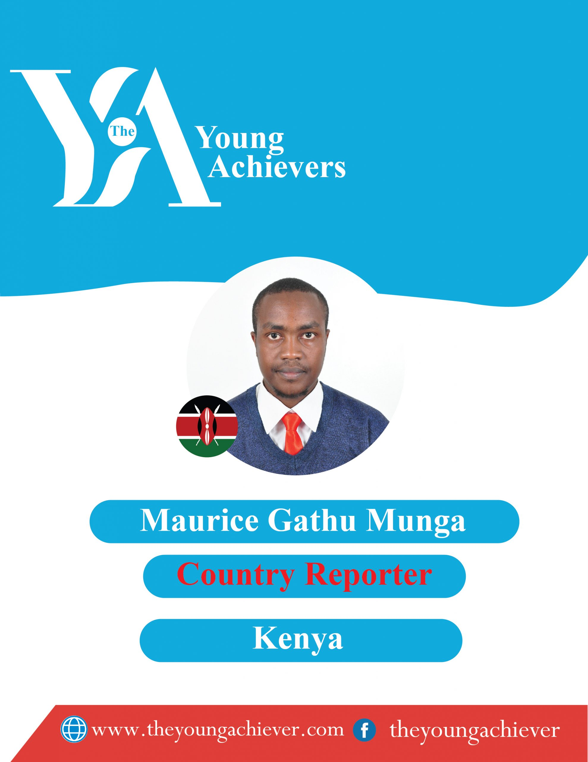 Maurice Gathu Munga