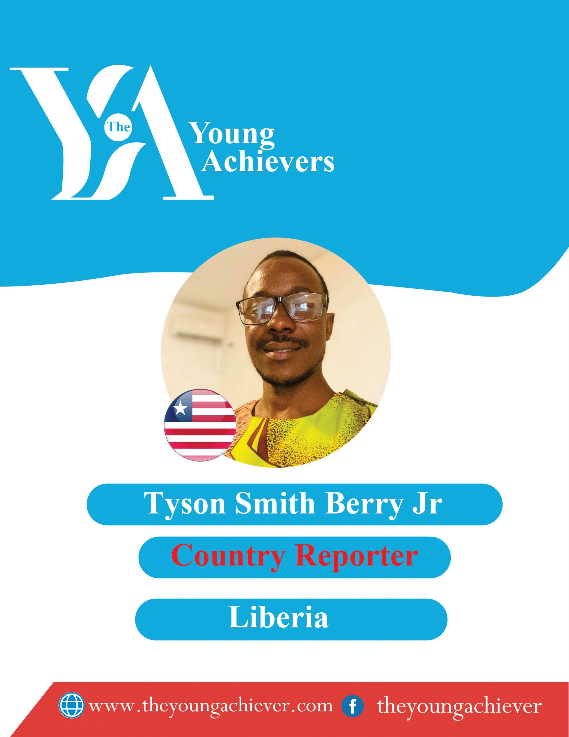 Tyson Smith Berry Jr