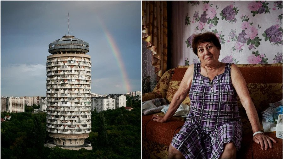 Inside the Crumbling Apartments of the Former Soviet Union