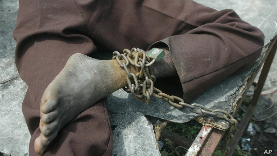 Sick and Chained: Plight of Countless Africans With Mental Health Conditions