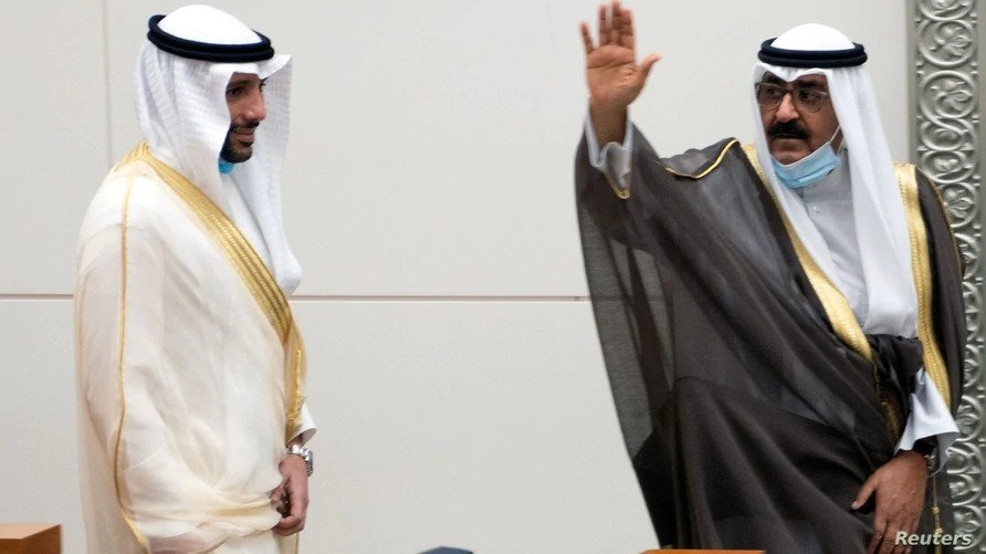 Kuwait's New Crown Prince Pledges Commitment to Democracy, Peace