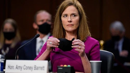 Democrats Are Making the Amy Coney Barrett Hearings All About Healthcare