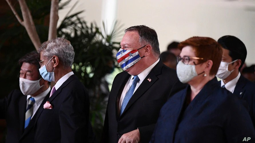 US Secretary of State Pompeo Holds Talks With Asia-Pacific Counterparts in Tokyo
