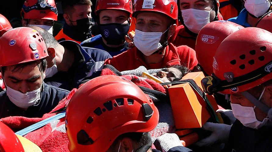 At Least 51 Dead in Turkey, Greek Islands Earthquake