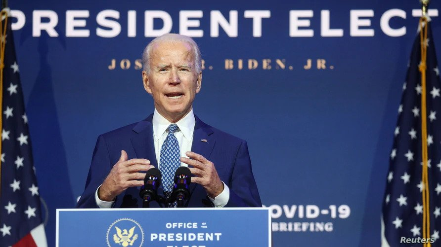 Biden Gets to Work on Coronavirus, Transition as Trump Refuses to Concede Defeat
