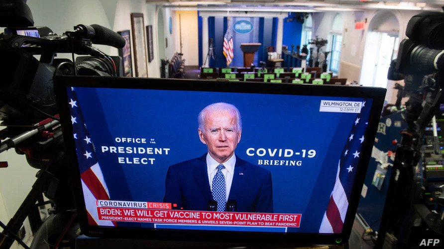 Biden Plans Sharp Change in Coronavirus Response