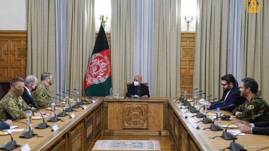 Top US General Presses Taliban, Afghan Leaders to Reduce Violence